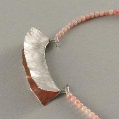 Silber, Kupfer Koralle