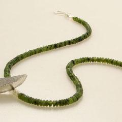 Silber Jade, Süßwasserzucht Perle