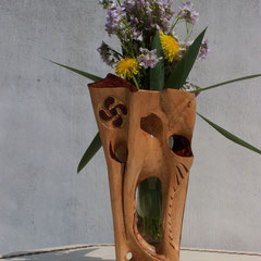 gift ideas wood sculpture