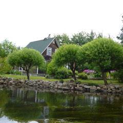 Дачи в Маслово на реке Веселой
