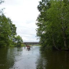 Мост на Пионерке