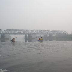 Железнодорожный мост в Коврове