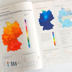 Portfolio Dorina Rundel - Grafikdesignerin: Neue Energie Magazin - Coporate Publishing Infografiken