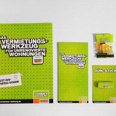 Portfolio Dorina Rundel - Grafikdesignerin: OBI Kampagnendesign in Variationen