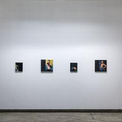 all works by Murat Şahinler (photo: Rıdvan Bayrakoğlu)