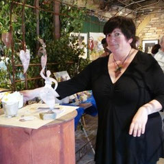 Ulrike Lübke, Kupferkunst