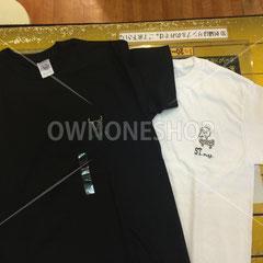 刺繍 オリジナル Tシャツ