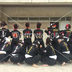 学ラン 刺繍 体育祭