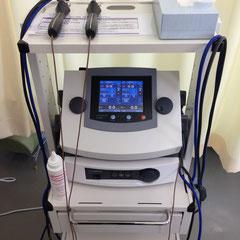 3D刺激装置 ES-525 立体動態波(電流の浸透範囲で3次元的に広範囲の生体組織を刺激)・3D MENS(マイクロカレントモードよりもより深い部位の治療が可能)