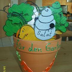 Für den Gemüsegarten