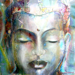 Buddha of the light