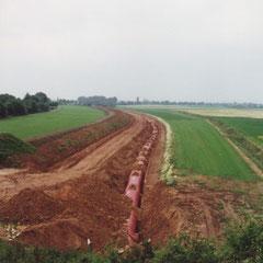 Wassertransportleitung DN2000