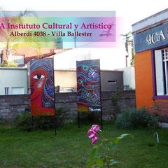ICA Instituto Cultural y Artístico