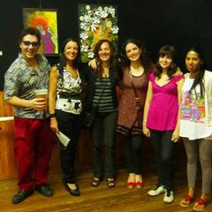 Matías De Franco-Adriana Gutierrez-Sandra Olalla-Prof.Carolina Ferrari-July Supo-Luciana Lamotta