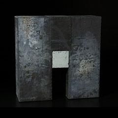 Würfelkonstruktion - 42 x 42 x 14 cm