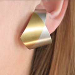 Ohrringe - zum Einhängen in die Ohrmuschel