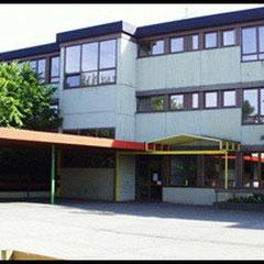 Damals Aufbaurealschule, heute Gebäude C und ...