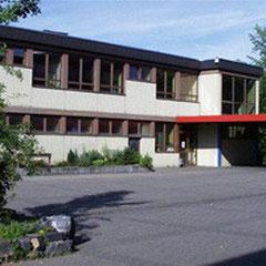Gebäude D der Städt. Realschule Hüsten.