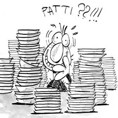 Illustrazioni per un libro...