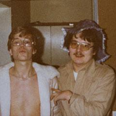 von links: Manfred Ihrlich, Christian Weber