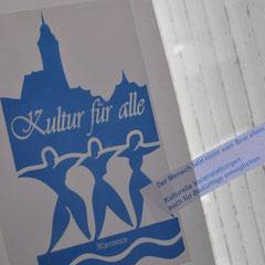 Nicht vom Brot allein - kulturelle Veranstaltungen auch für Bedürftige ermöglichen: Kultur für Alle Nürtingen, Foto: Manuel Werner