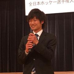 堀江 幸聖選手