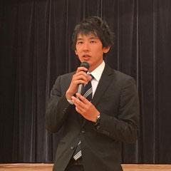 片岡 晃基選手