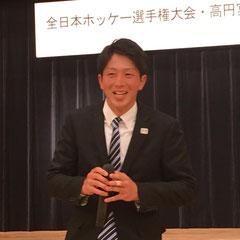 吉川 貴史選手