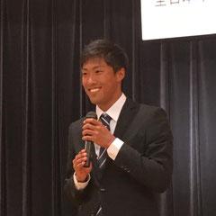 福田 昇司選手