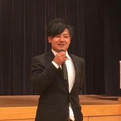 中山 友博選手