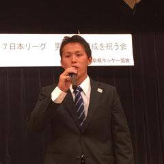 山田 翔太選手
