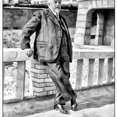 M. Raoul Landrieux, il avait été chef de la comptabilité sur l'île Anticosti