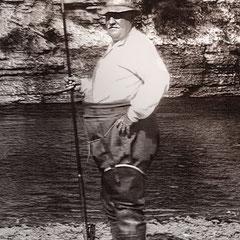 George-Martin Zédé (1864-1951) géra le «domaine» d'Anticosti de 1895 à 1926