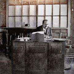 M. Raoul Landrieux, chef de la comptabilité,