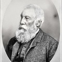 Edward Pope Il était le surintendant des lumières dans l'île et il résidait au phare de la pointe sud-ouest.