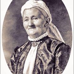 Ann-Julyan Pope, femme de Edward Pope.  Sa fille ainée, qui tenait le télégraphe, était une pratiquante de la religion méthodiste et une fervente de l'armée du Salut. Elle joua un rôle dans l'affaire des squatters.