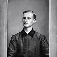 L'abbé Boily, curé de Ste-Claire