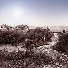 Vue de la baie Ste-Claire