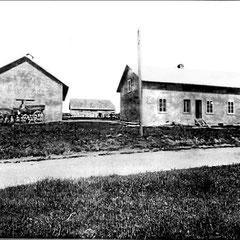 La ferme Rentilly, sur le superbe chemin de la baie Ste-Claire (1908)