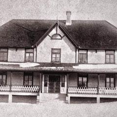 La maison du gouverneur, baie Ste-Claire