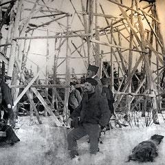 Démolition de l'observatoire, 26 décembre 1901
