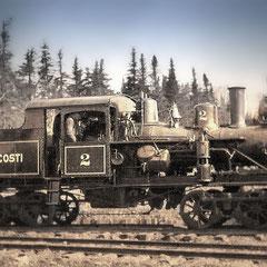 Une des locomotives