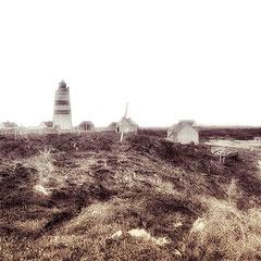 Phare de la pointe Sud-ouest, 1895,  C'est le premier phare à feu rotatif du Canada.