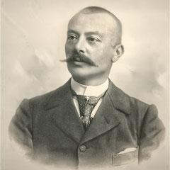 Louis Lucien Comettant, gouverneur (1898-1905) «Dans sa maison, il est un bout-en-train infatigable, Il peut toucher à tous les points, car il a tout vu et connaît à fond le monde américain. Il a invariablement  le mot clair, net, frappant».