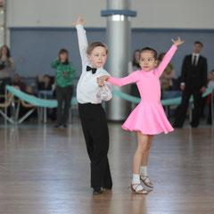 Клуб спортивного бального танца Элегия г.Кременчуг