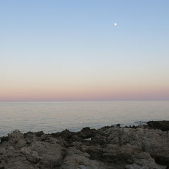 Mallorca während der Abenddämmerung - fotografiert von Roland Grosch aus Hanau.