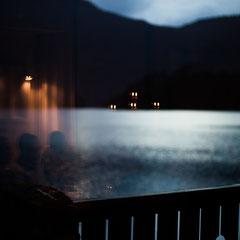Still ruht der See auf der Hochzeitsfeier am Eibsee in Grainau.