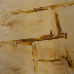 Veere - Öl auf Leinwand - 60 x 40 - EUR 600