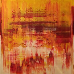 New York meets Cologne - Öl auf Leinwand - 60 x 40 - verkauft