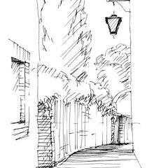 Spoleto 2009, Stadtmauer